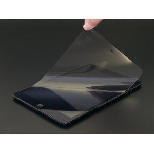 [売り切れ続出!]iPad mini Retina用のおすすめ光沢液晶保護フィルムはこの2枚!
