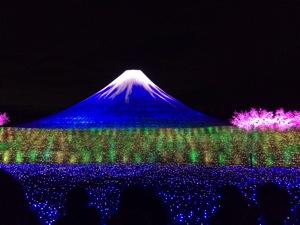 なばなの里 富士山