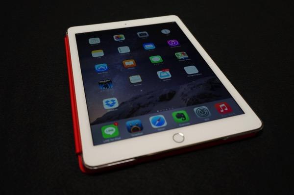 iPad Air 2にパワーサポートのフィルム