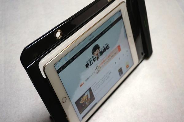 iPadAir2用防水ケース