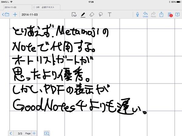 MetamojiNote