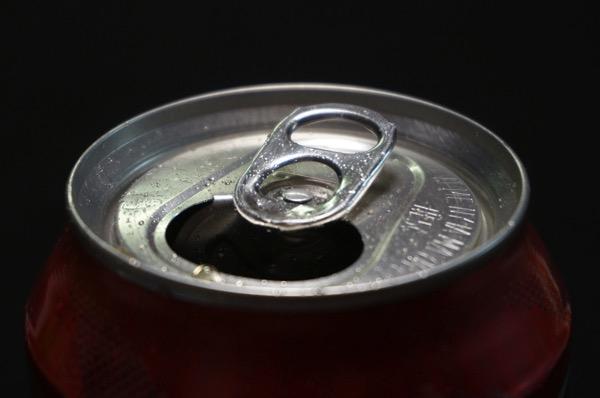缶の上の部分