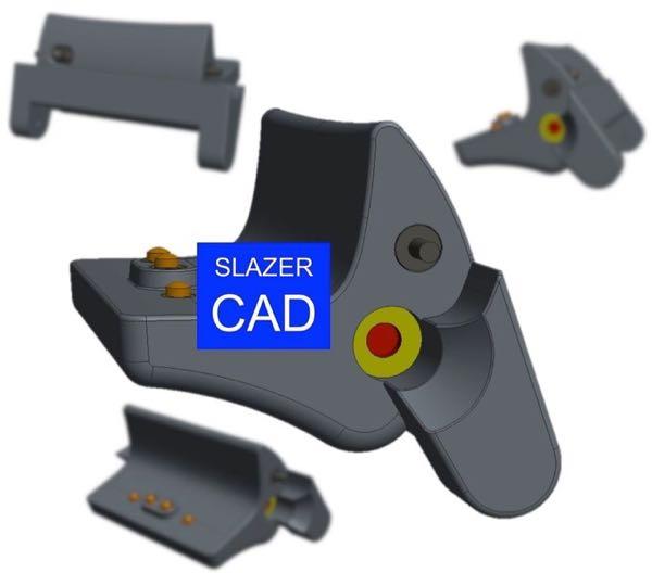 パーツのCAD画像
