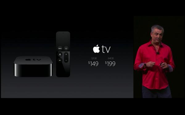 AppleTVの価格