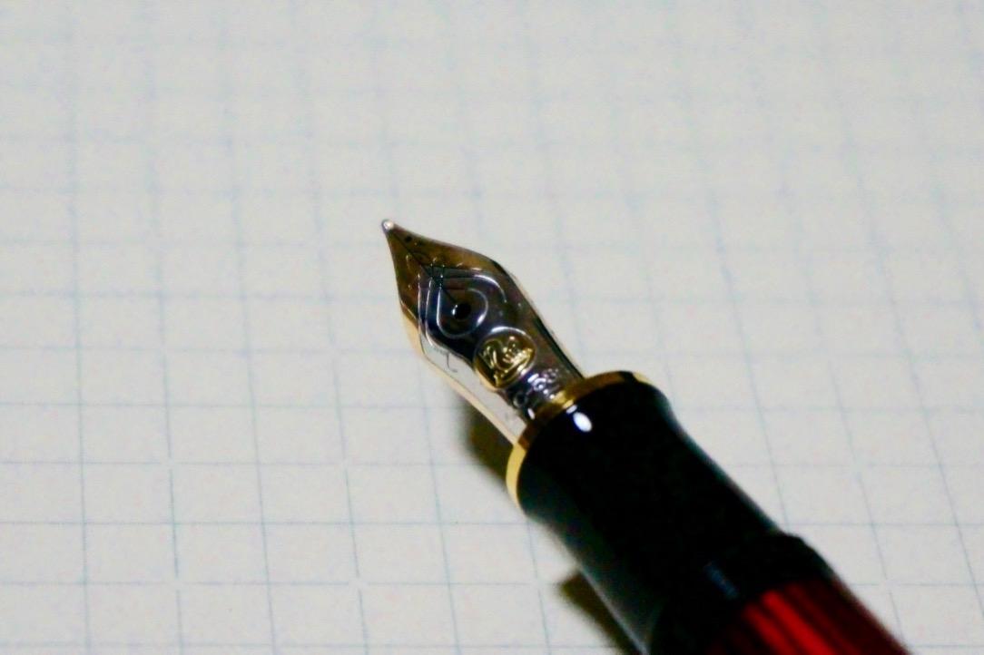 M400のペン先