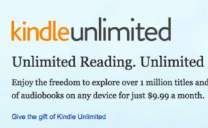 Amazon社のKindle読み放題プラン「Kindle Unlimited」が日本でも8月スタートか