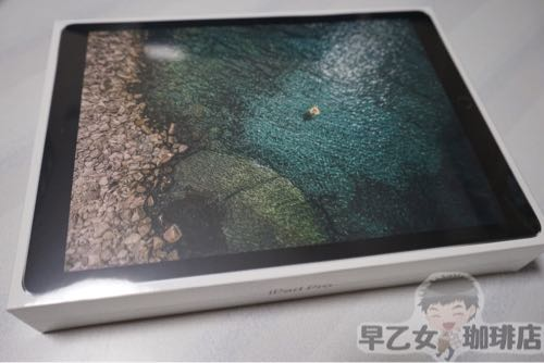 iPad Proのパッケージ