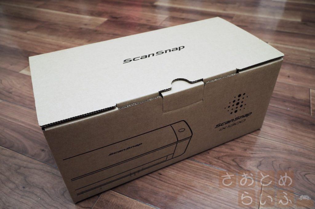 iX1300の外箱