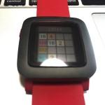 あの魔性のゲーム、2048がPebble Timeアプリで出た