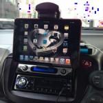 iPad タブレット車載ホルダー 200-CAR010が届いたので辛口コメントしてみる