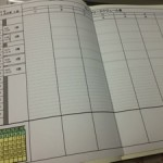 AccessNotebookや超整理手帳などで使えるウィークリーカレンダーをExcelで自作してみた!