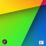 Nexus7でスクリーンショットを撮る方法(結構大げさな音が鳴る)