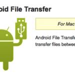 新型Nexus7(2013)をMacに接続する方法