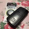 ホンダ フィットのスマートキーの電池交換が思いの外簡単すぎた