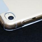 iPad Air 2の背面を守りたい!ので、ELECOMの薄さ約1mmの背面カバーを買った!